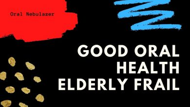 For the Elderly and Frail, Good Oral Health Is Essential