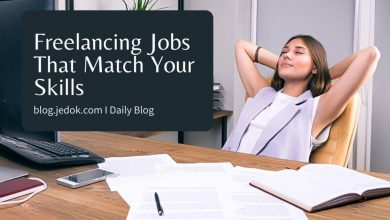 Get Best Freelancing Jobs That Match Your Skills