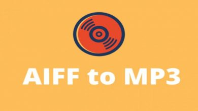 Convert from AIFF to MP3 Online