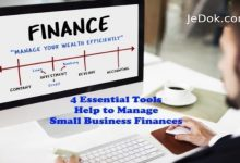 Essential Tools to Help Manage Your Small Business Finances