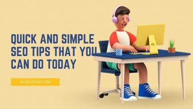 Quick and simple SEO tips that you can do today
