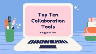 Top Ten team collaboration tools used in the business world
