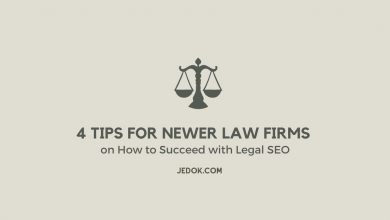 4 Tips for Newer Law Firms on How to Succeed with Legal SEO