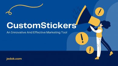 CustomStickers: An Innovative And Effective Marketing Tool