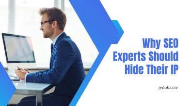 Reasons Why SEO Experts Should Hide Their IP